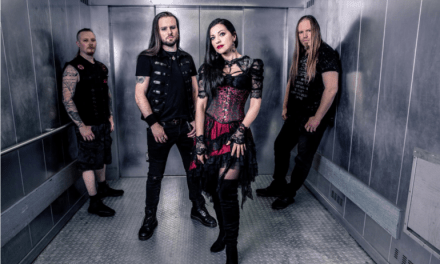 "Symphonic Metal Unit SIRENIA Presents New Cover Single, ""Voyage Voyage"""