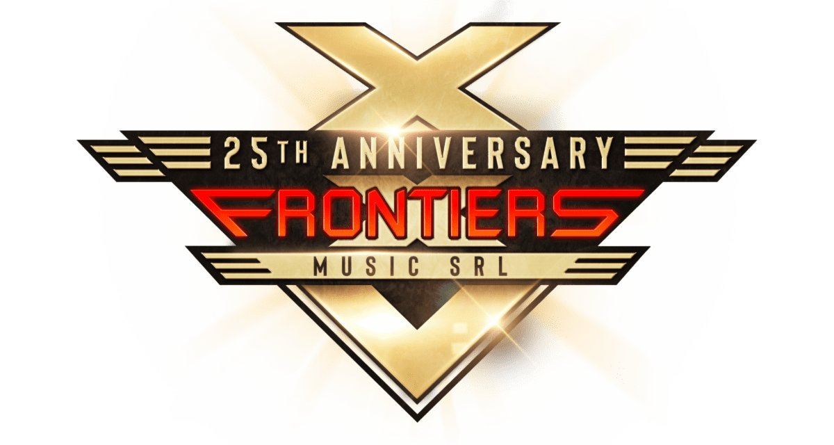 FRONTIERS MUSIC SRL CELEBRATES 25TH ANNIVERSARY