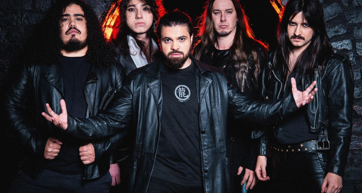 """NEW VIDEO ALERT! ICON OF SIN """"NIGHT BREED""""SELF-TITLED DEBUT ALBUM OUT APRIL 16, 2021"""