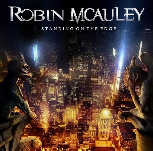 ROBIN MCAULEY ANNOUNCES NEW SOLO ALBUM