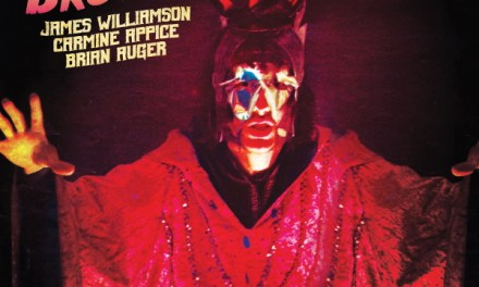 Classic Rock Legend ARTHUR BROWN Teams With STOOGES Guitarist JAMES WILLIAMSON, VANILLA FUDGE Drummer CARMINE APPICE & Others On New Limited-Edition…
