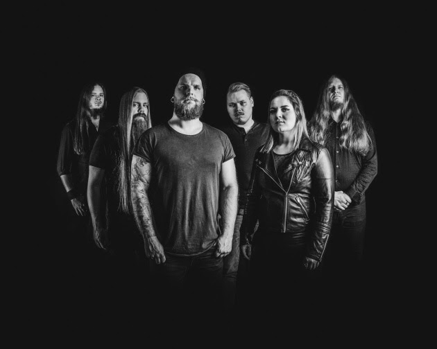 """Melodic Doom Heavyweights RED MOON ARCHITECT Share Brand New Video Clip For """"My Beloved""""!"""