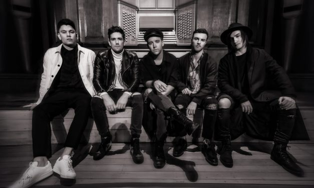 WRITTEN BY WOLVES – SECRETS – THE COLLAB PROJECT – INDEPENDENT