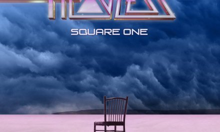 Italian progressive hard rock band Headless will release their 5th album, Square One, this coming Friday, September 24th with M-Theory Audio.
