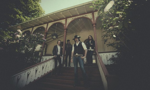 CAPRICORN To Release New Album 'For The Restless' on March 25th, 2022!