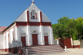 Eglise Catholilque Baie de Henne