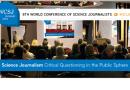10ème conférence mondiale des journalistes scientifiques en octobre prochain!