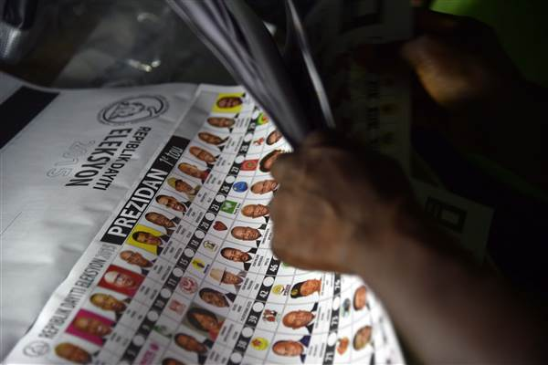 Haïti : Où sont passés les candidats à la présidence de 2015 ?