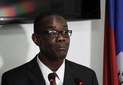 Jobert C. Angrand prend les rênes du ministère de l`Agriculture