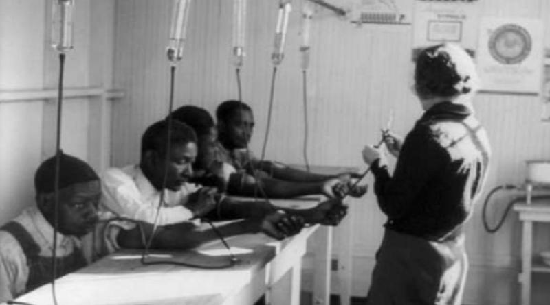 Cobayes humains : le scandale des afro-américains atteints de syphilis
