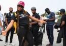 La reine de l'Afro pop du Nigéria, Yemi Alade, fait son shopping et enflamme Hangover en Haïti