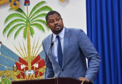 Haïti en crise : Bodeau appelle les «protagonistes à … sauver ce qui peut encore l'être»