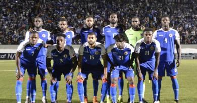 Ligue des Nations : Les grenadiers ont défait le Nicaragua 2 à 0!
