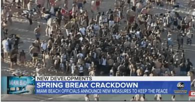 Floride – Spring break : des universitaires se bagarrent sur les plages de Miami
