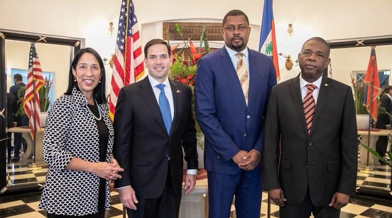 Marco Rubio affirme avoir discuté de la formation d'un nouveau gouvernement avec les responsables haïtiens