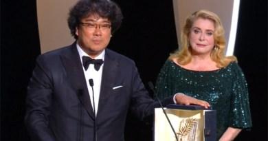 Cannes 2019 : la Palme d'or décernée à « Parasite » du cinéaste sud-Coréen Bong Joon-ho