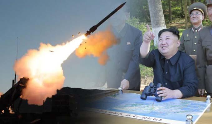 La Corée du Nord a tiré des missiles de croisière
