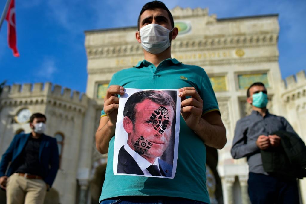 Le Président Erdogan incite la population à ne pas consommer français — Turquie