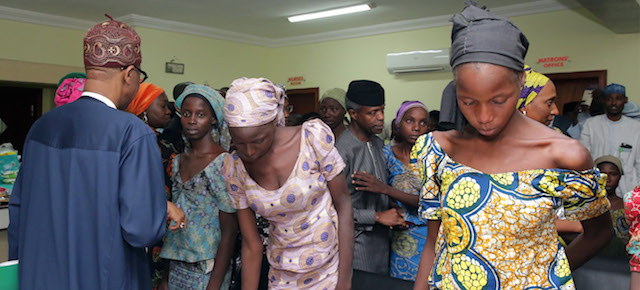 More Chibok Shoolgirls to Regain Freedom, President Buhari Assures As Negotiations Continue