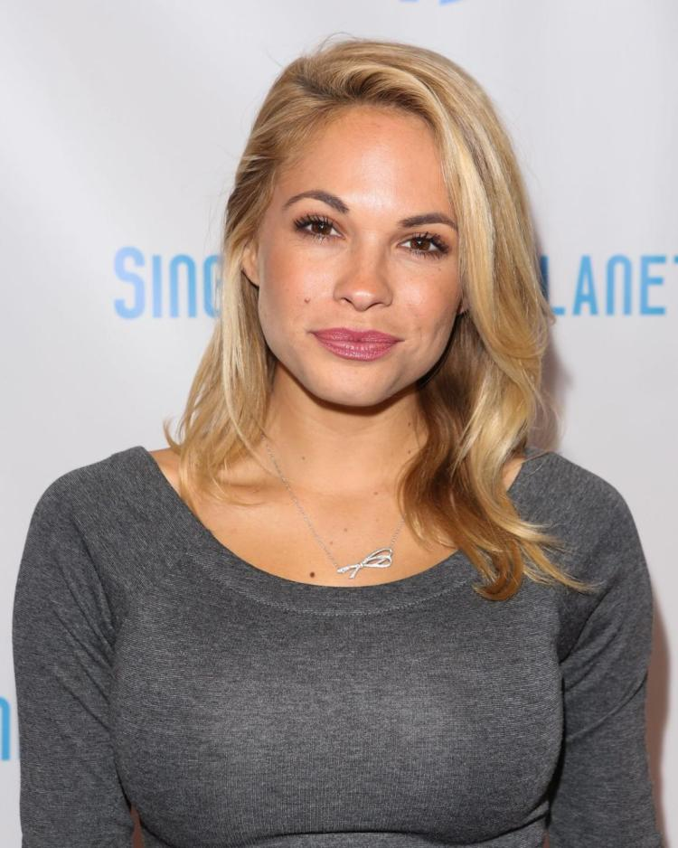 Prosecutors charge former Playboy playmate Dani Mathers in gym 'body-shaming' photo case