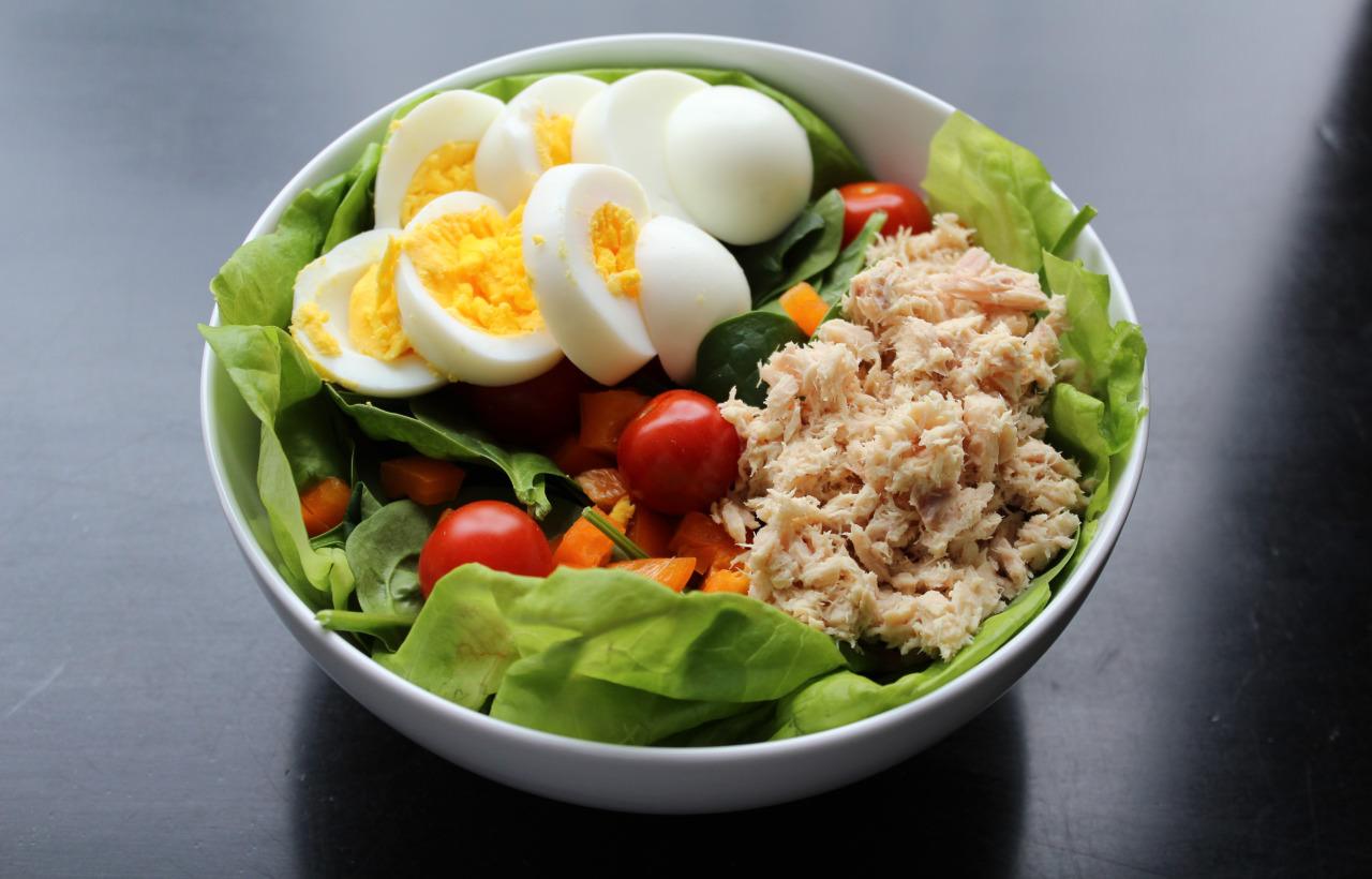 Правильный завтрак похудения