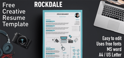 creative resume templates microsoft word free - Jcmanagement.co