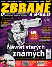Časopis Zbraně a náboje