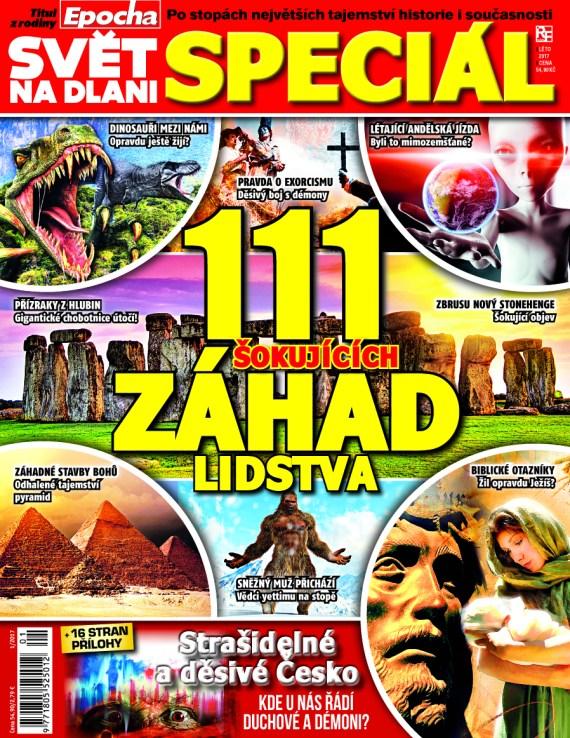 Aktuální číslo časopisu Svět na dlani speciál