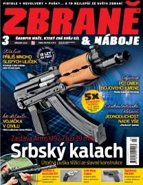 Zbraně a náboje 3/2018