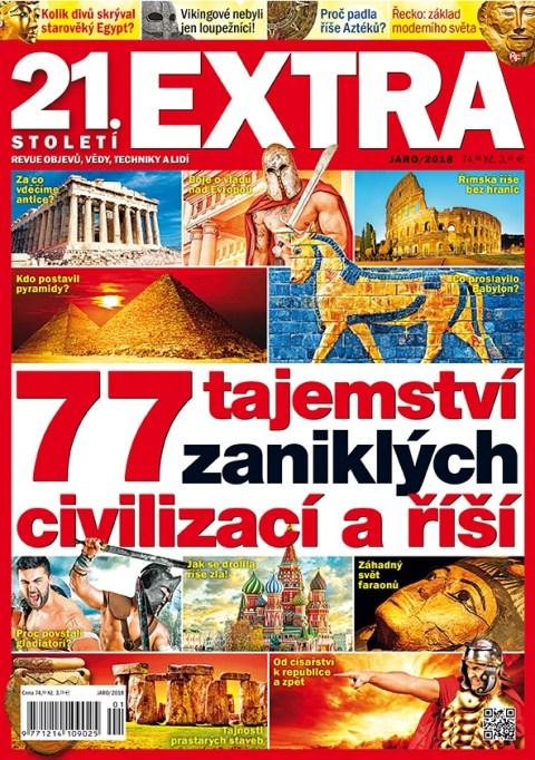 Aktuální číslo časopisu 21. Století extra
