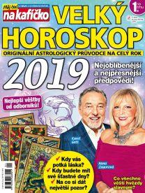 Můj čas na kafíčko – horoskopy 1/2018