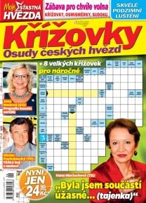 Křížovky Moje šťastná hvězda 6/2018