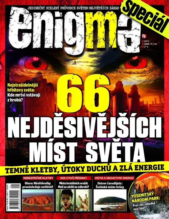 Aktuální číslo časopisu Enigma speciál