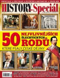 Časopis History Revue speciál