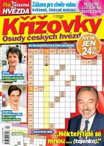 Křížovky Moje šťastná hvězda 4/2019
