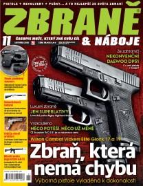 Zbraně a náboje 11/2019
