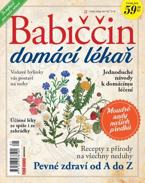 Aktuální číslo časopisu Edice knihovničky – Domácí lékař