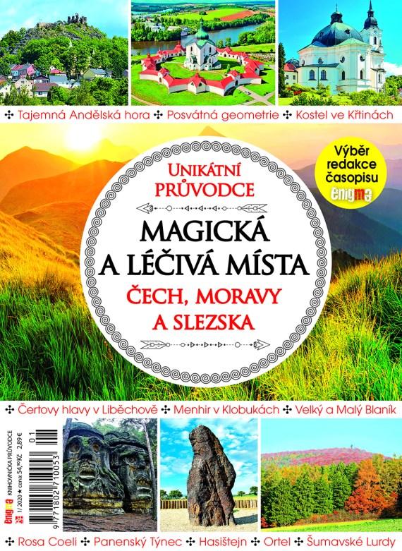 Aktuální číslo časopisu Knihovnička Enigmy – průvodce