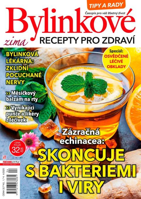 Aktuální číslo časopisu Edice bylinky