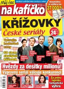 Křížovky České seriály – Můj čas na kafíčko 4/2021