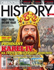 Časopis Obrazová History Revue