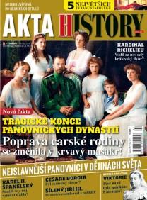Časopis Akta History revue