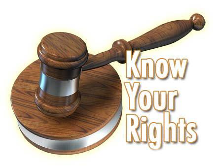 權利屬於知道的人