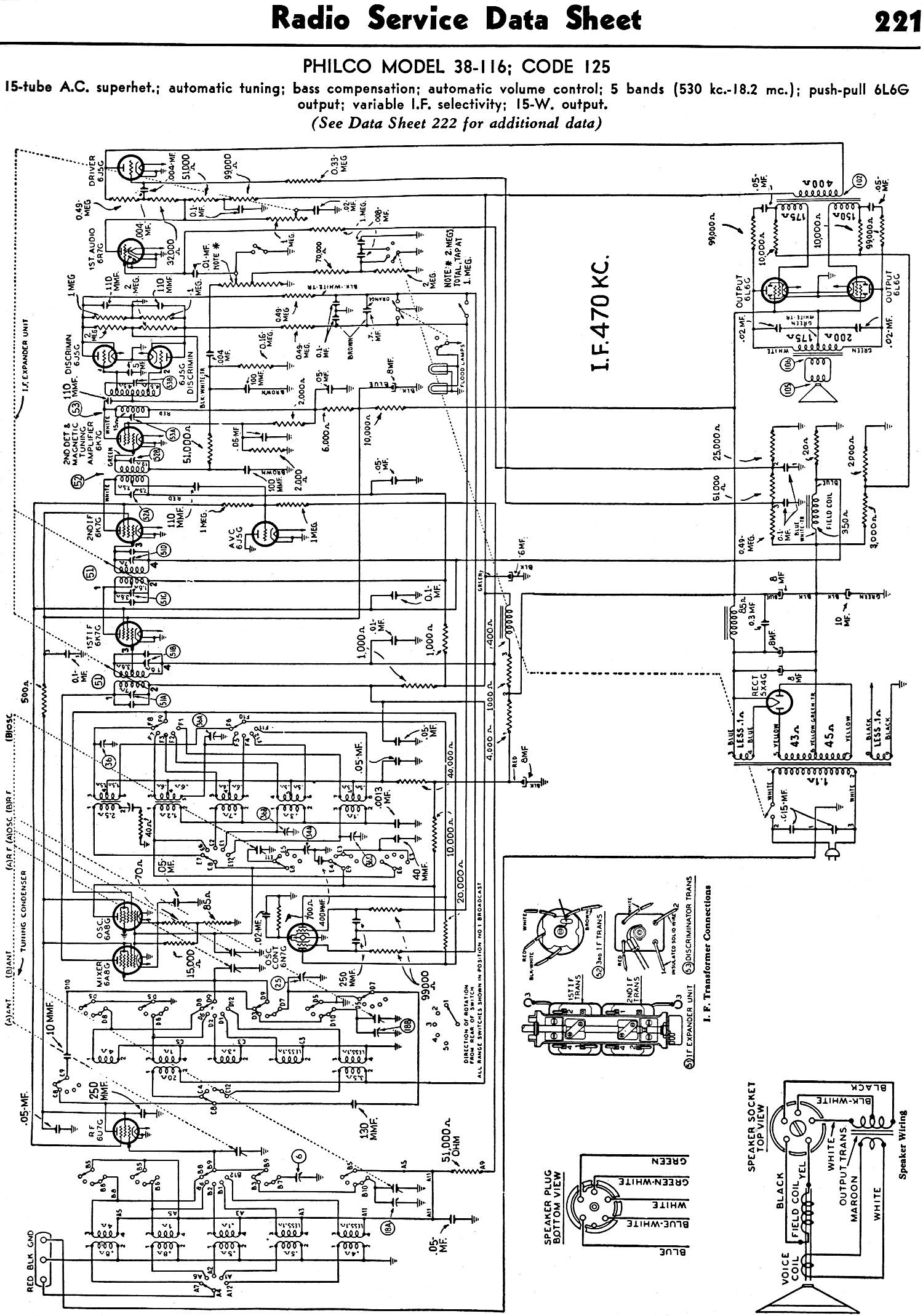 Images American Bosch Radio 515