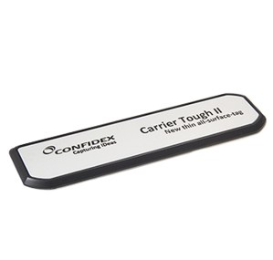 RFID UHF Asset Tag: Confidex Carrier Through II