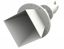 antena stożkowa diagonalna