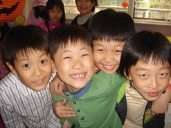Korean smiles