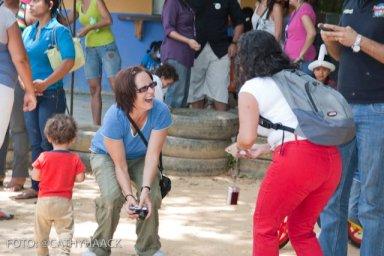 Turgua, Venezuela, Charity toy drive for local community in Venezuela with very dear friend