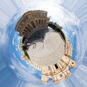 Little Planet of Sicily