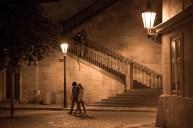 Schatten-Seite von Prag